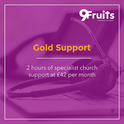 Gold Support Package