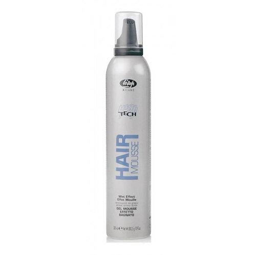 Lisap High Tech Hair Mousse Gel Wet 300ml