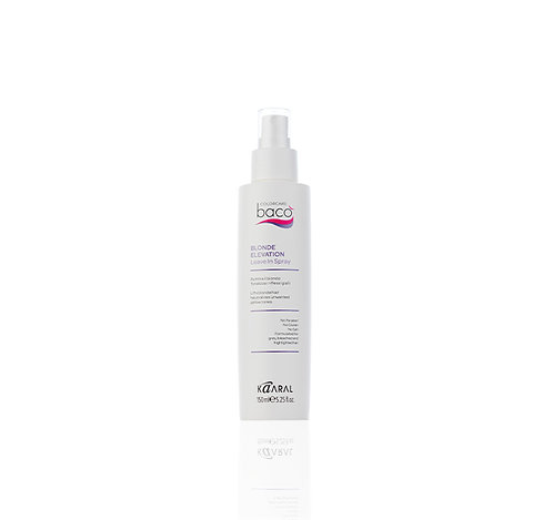 Baco BLONDE ELEVATION LEAVE IN SPRAY Anti-yellow Leave In 150ml
