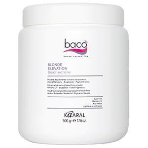 Baco Blonde Elevation Bleach