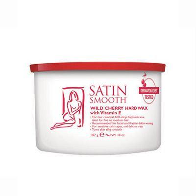 Satin Smooth Wild Cherry with vitamin E Wax