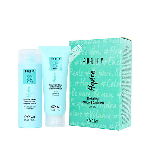 Kaaral Purify Hydra Travel Sizes
