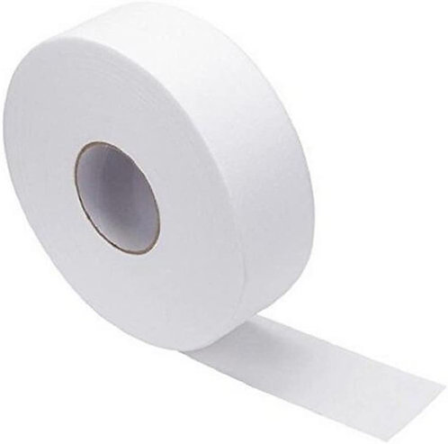 """Sharonelle Wax Strips Fabric 100% Cotton Bleached 3"""" X 100 yards"""