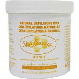 Sharonelle Honey Wax Microwaveable 16 oz