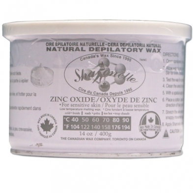 Sharonelle Zinc Oxide Wax 14oz