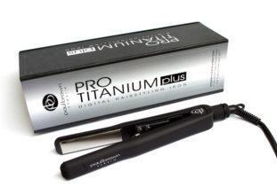 "Paul Brown Pro-Titanium Plus Hairstyling Iron 1"" Plate"