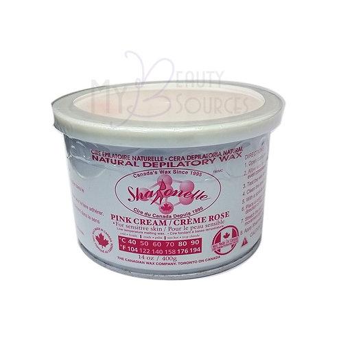 Sharonelle PinkCream Depilatory Wax 14oz
