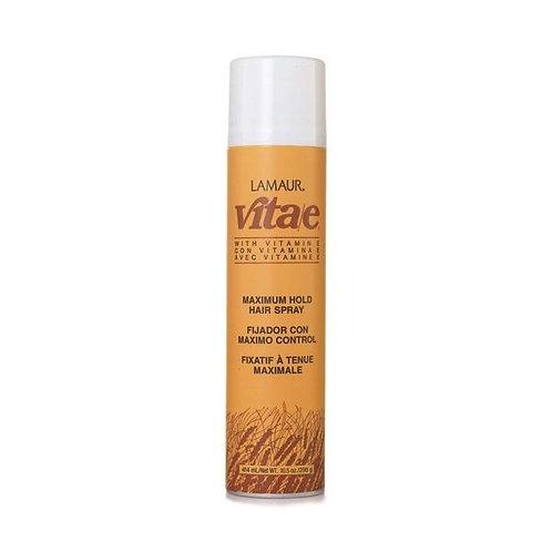 Lamaur Vita E - Maximum Hold Hair Spray