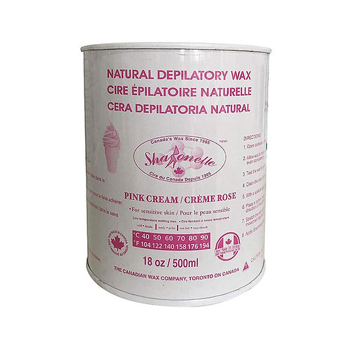 Sharonelle Pink Cream Depilatory Wax