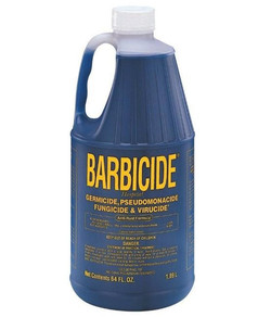 Barbicide Disinfecting Liquid sold at Carpi Beauty Supplies