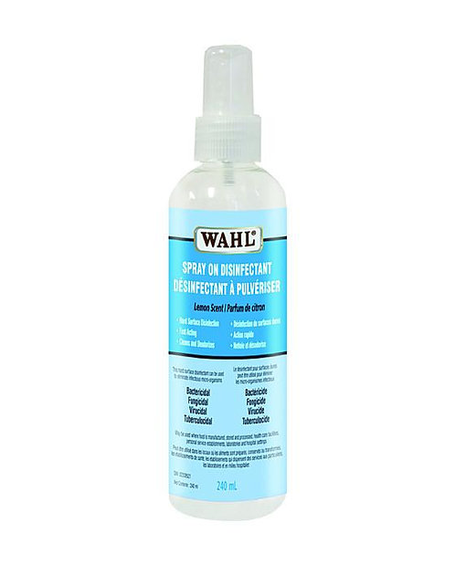 Wahl SPRAY ON DISINFECTANT 240ml