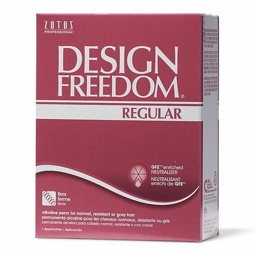 Design Freedom Regular Perm