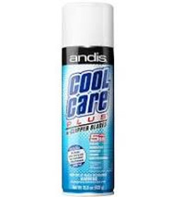 Andis Cool Care disinfecting spray sold at Carpi Beauty supplies