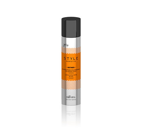 STYLE PERFETTO DEFINER • EXTRA STRONG HOLD WORKING NO AEROSOL SPRAY 350ml