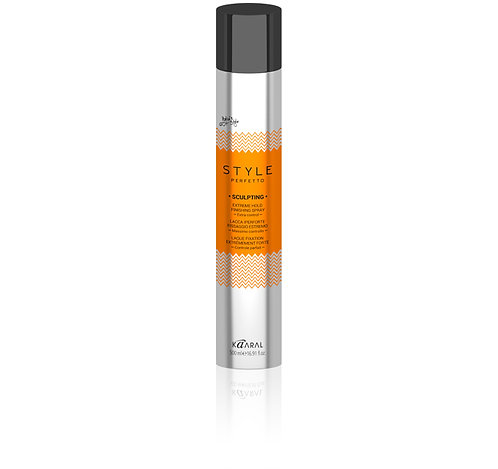 • SCULPTING • EXTREME HOLD FINISHING SPRAY 500ml