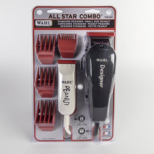 Wahl All Star Clipper/Trimmer Combo