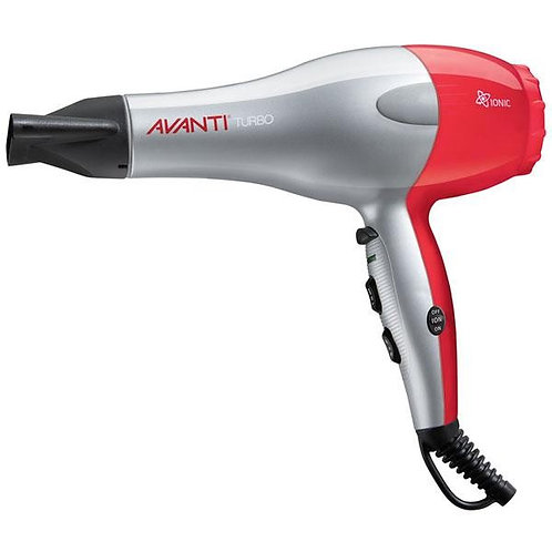 AVANTI A-TURBO ionic hair dryer