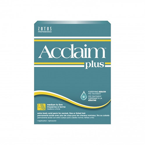 Zotos Acclaim Acid PLUS Perm Extra Body
