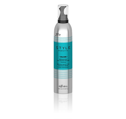 STYLE PERFETTO VOLOOK VOLUMIZING MOUSSE