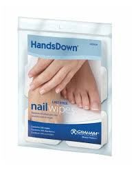 Hands Down Nail Wipes 42800