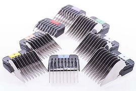 Clipper Blades and Guides and Attachments