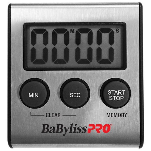 BabylissPro Digital Countdown Timer