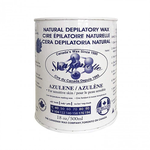Sharonelle Azulene Depilatory Wax 18 oz