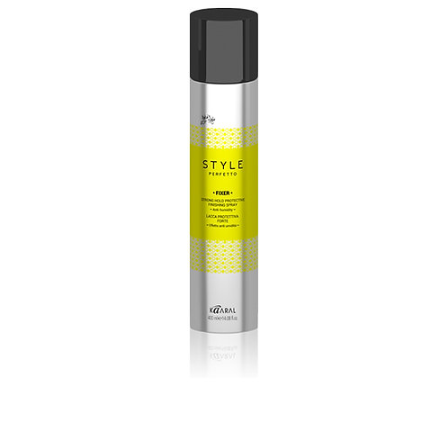 • FIXER • STRONG HOLD PROTECTIVE FINISHING SPRAY 400ml