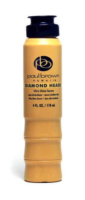 PAUL BROWN HAWAII DIAMOND HEADS - HAIR CUTICLE ULTRA SHINE SERUM - 2.0 OZ