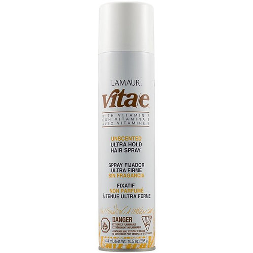 Vita E Unscented Hair Spray