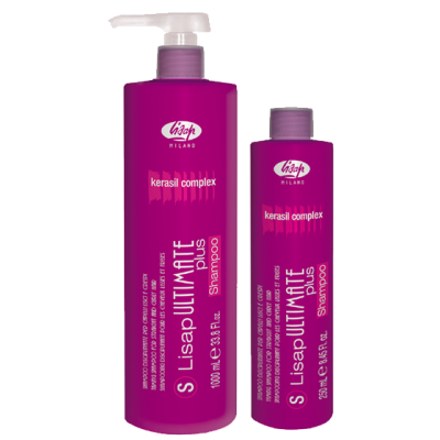 Lisap Ultimate Plus Shampoo 250ml-1000ml