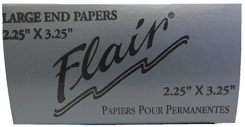 Perm End Papers 3 sizes