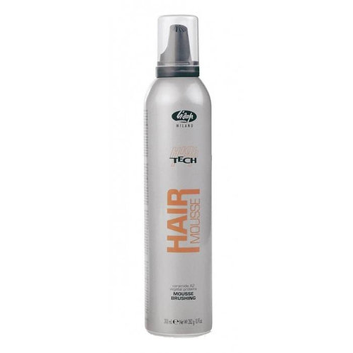 Lisap High Tech Hair Mousse Brushing 300ml