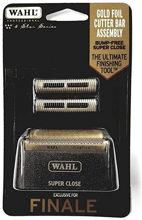 Wahl 5 STAR Lithium Finale Replacement Foil and Cutter