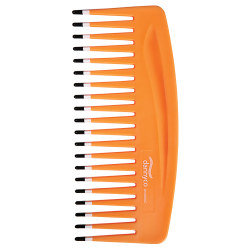 Dannyco DV300DC Large Volume Ultra-Smooth Polished Teeth Combs
