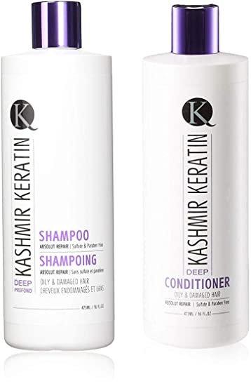 Kashmir Deep Repair Shampoo Or Conditioner