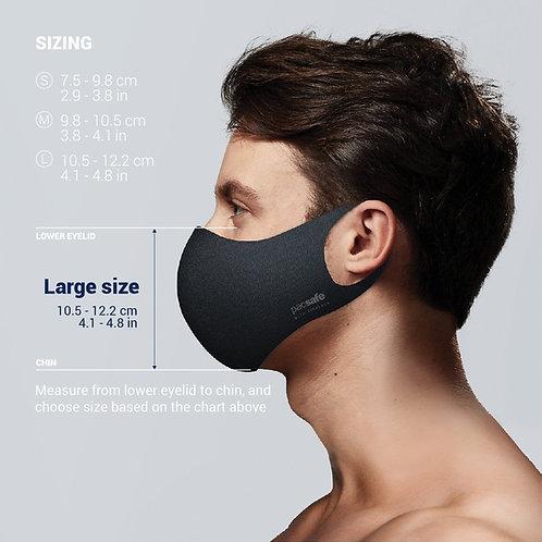 Pacsafe Face Mask Protective & Reusable ViralOff Large