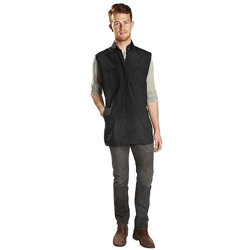 BabylissPro Unisex Zippered Vest BlackBES320UCC