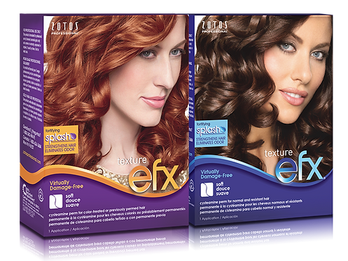 Efx Perms Available in Normal and Tinted Formulas