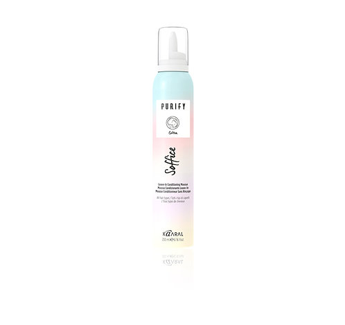 Leave-In Conditioning Mousse 200ml