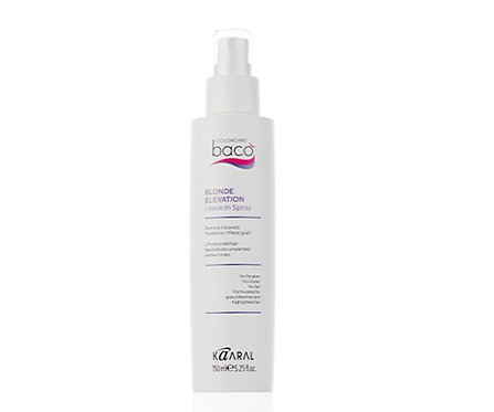 Baco Blonde Elevation Leave In Spray