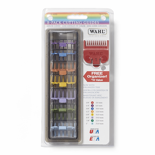 Wahl Clipper Guides Set 785170
