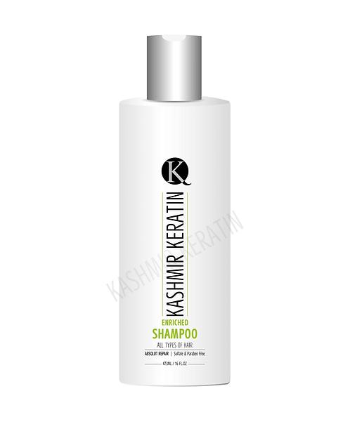 Kashmir Keratin Enriched Shampoo