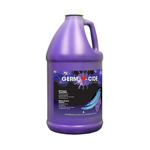 Germ-Y-Cide Gallon Disinfectant 1 gallon size