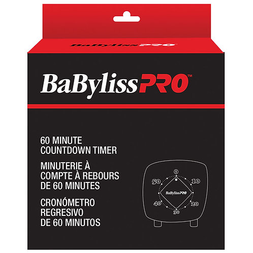 BabylissPro 60 minute Countdown Timer