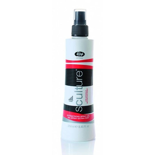 Lisap Sculture Extra Strong Spray Gel