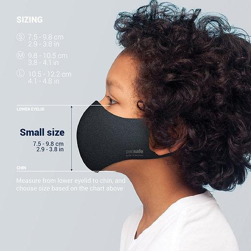 Pacsafe Protective & Reusable ViralOff Face Mask  (Size Small)
