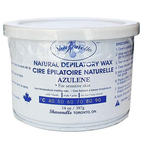 Sharonelle Azulene Depilatory Wax 14oz