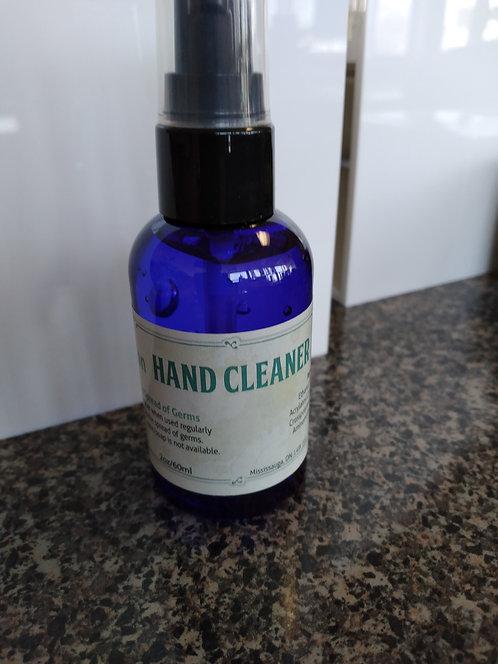 Hand Cleaner Sanitizer 2oz 120ml PPE