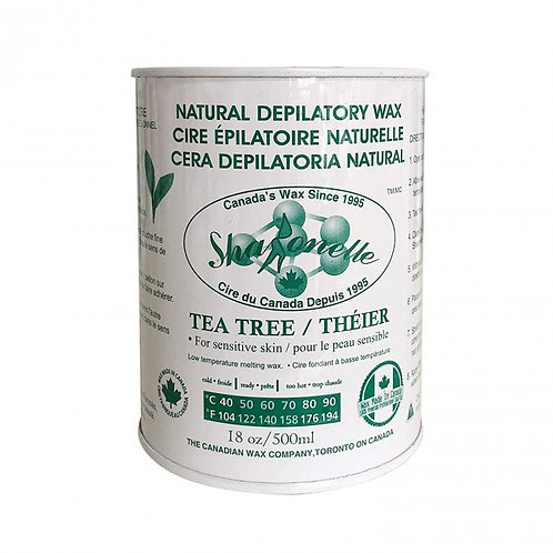 Sharonelle Tea Tree Oil Depilatory Wax